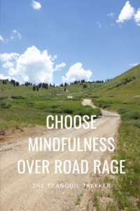 Do you find your blood pressure rising when you get stuck behind a slow driver? Use mindfulness to help reduce your frustration!