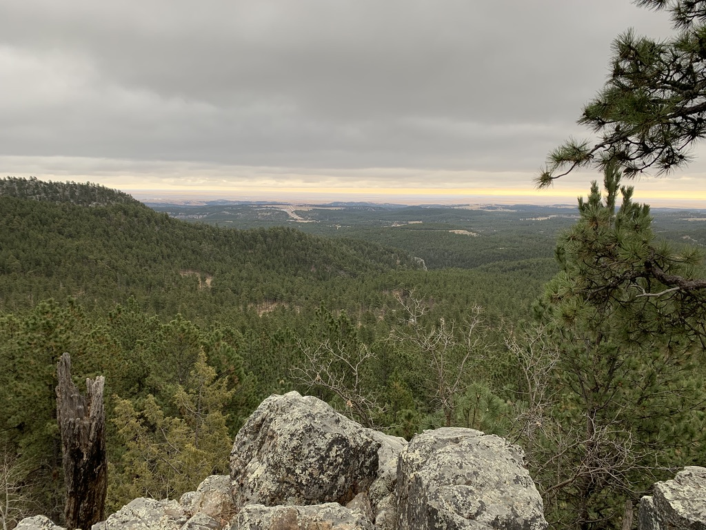 Hiking the Boulder Hill Trail