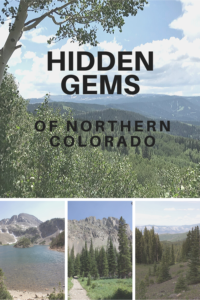 Tired of the crowds on Colorado's Front Range? Check out the Hidden Gems of State Forest State Park, Grand Mesa, and the Flattop Wilderness!