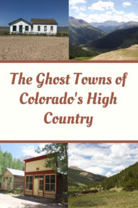 Who doesn't like a good ghost story?! Be sure to put these ghost towns around Colorado's High Country on your must-see list!