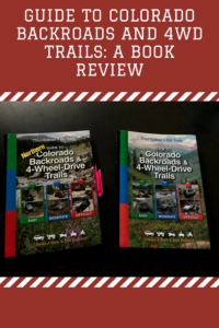 Have you been looking to try your hand at some Colorado backroads? Check out this series of books I found helpful.