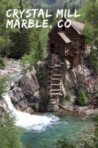 Have you always wanted to visit the iconic Crystal Mill, near Marble, Colorado? Read on as I review our trip there via a thrilling trek over a 4x4 road.