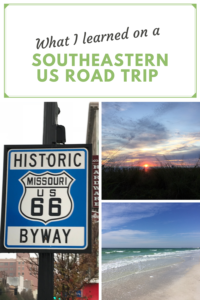 Do you love road trips? In this post I review our Thanksgiving 2018 trip to Florida, and what I've learned traveling around all of the Lower 48 states!