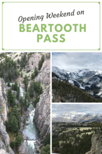 Have you been looking for an incredible spring trip that offers beautiful sites to see? Check out opening weekend on the Beartooth Highway in Montana.