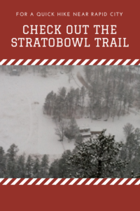 Are you looking for a great and easy hike found not far from Rapid City? Check out this review of the historic Stratobowl trail!