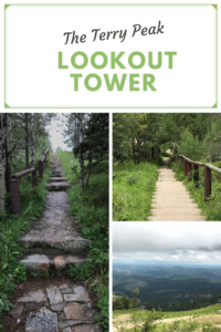 Are you looking for an easy place to get some great views in the Northern Hills? Check out the Terry Peak Lookout Tower near Lead, South Dakota!