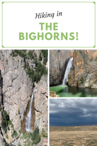 Looking for some great hikes in the northern Bighorn mountains? Check out Porcupine and Bucking Mule Falls!