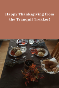 """Ever wonder how Thanksgiving became """"Turkey Day""""? Read on to find out (and what I'm thankful for on this Day of Thanks)."""