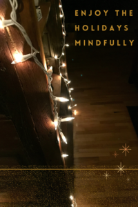 Ever feel like we're constantly hurried from one holiday to the next? Read on for how important being mindful is when enjoying holidays.