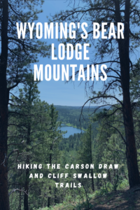 For a unique adventure, check out a little-known and lightly-traveled corner of the Black Hills, the Bear Lodge Mountains!