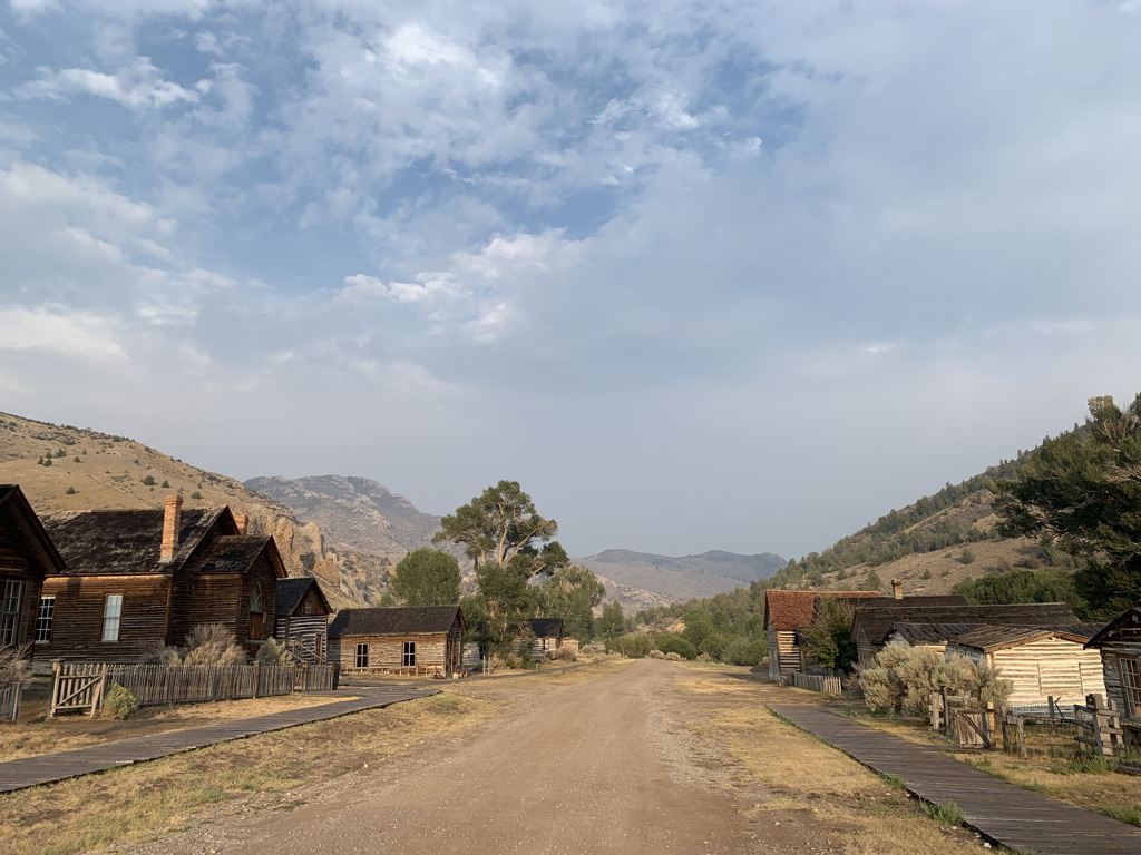 Ghost Towns in Southwestern Montana