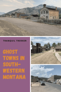 Do you enjoy immersing yourself with the ghosts of yesteryear? Check out these cool ghost towns in southwestern Montana!